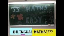 Math + English = Happy learning!